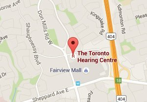 Contact us - Toronto Hearing Centre North York & Toronto
